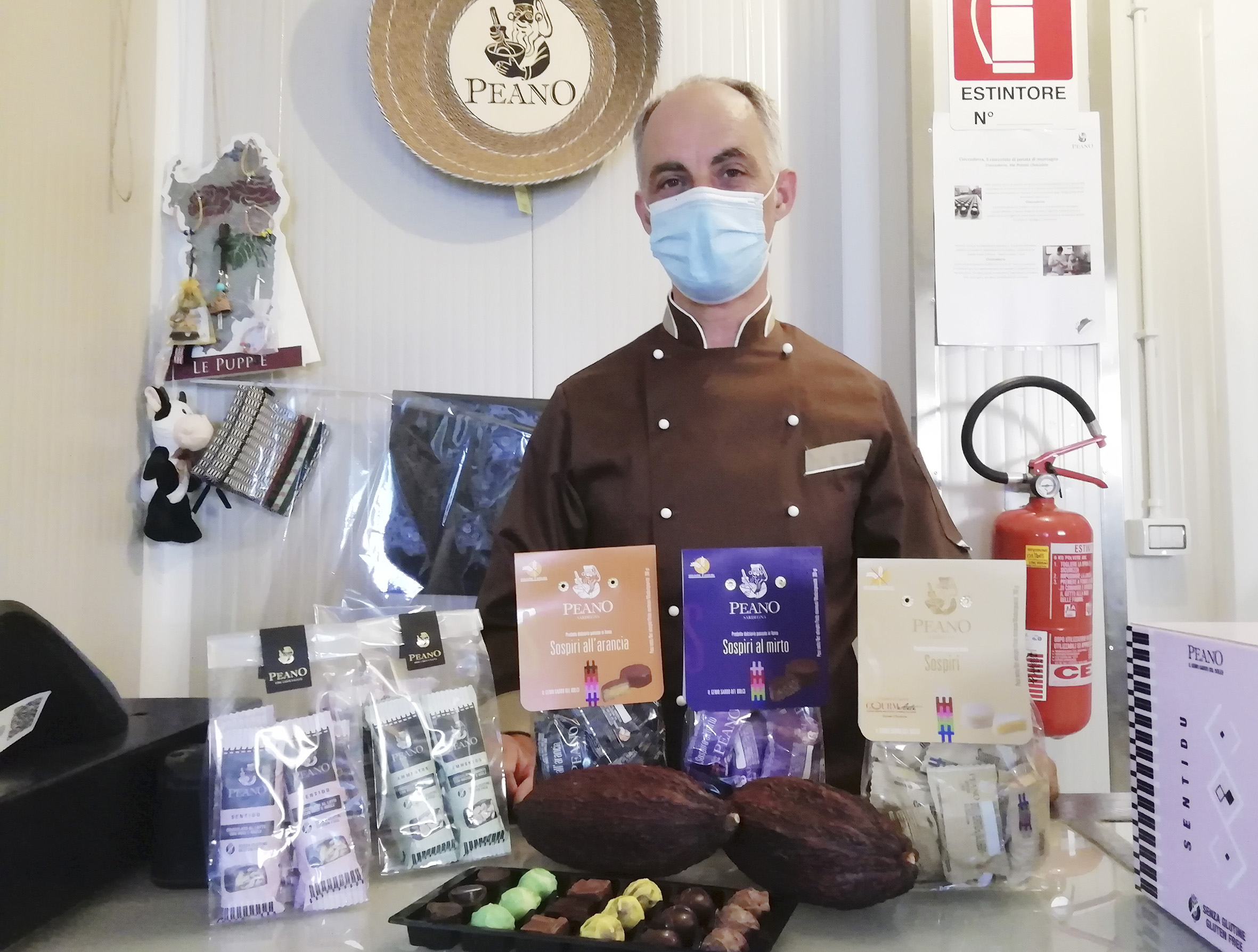 Cioccolateria Peano