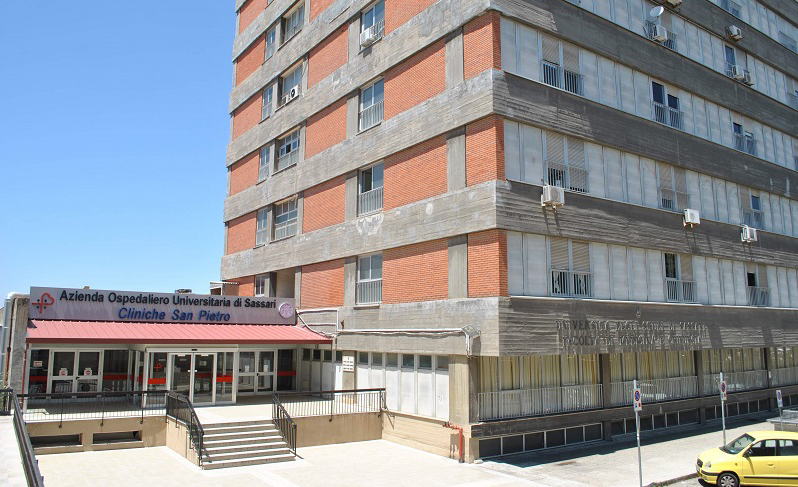 Neurologia palazzo Clemente