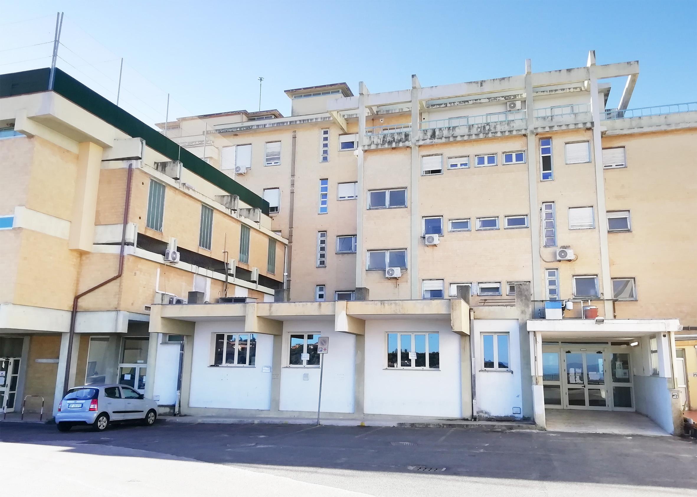 """Ospedale """"Segni"""" di Ozieri"""