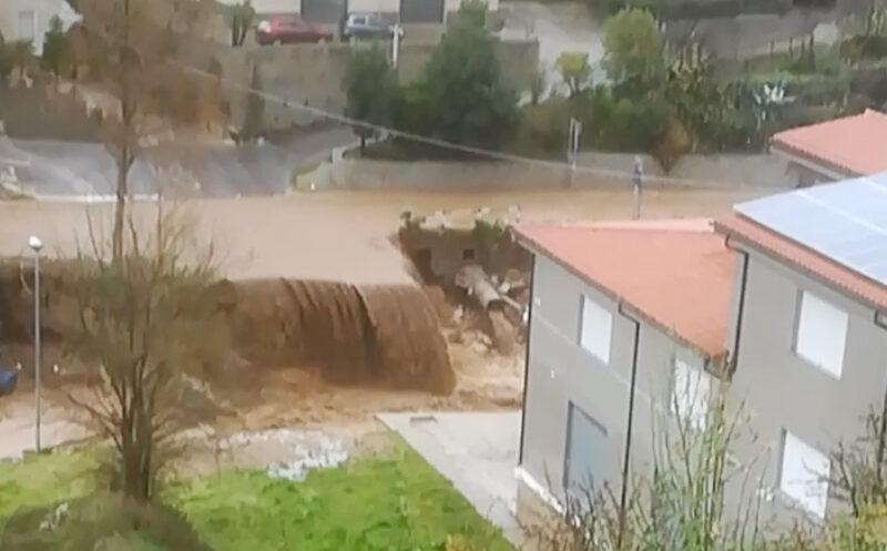 Alluvione a Bitti