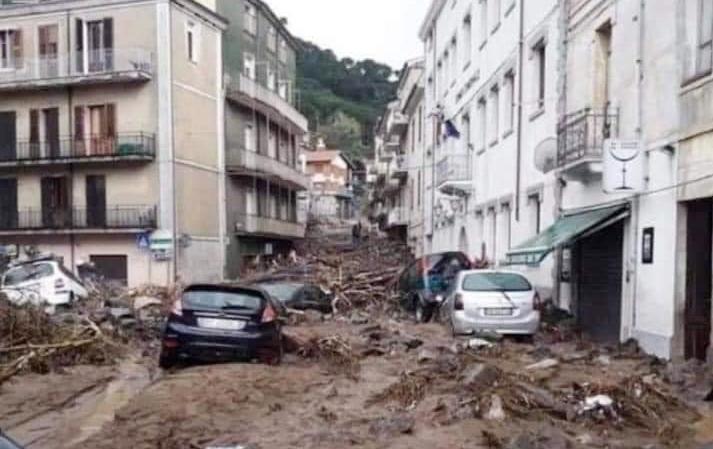 Partito Democratico Sardo - Alluvione Sardegna
