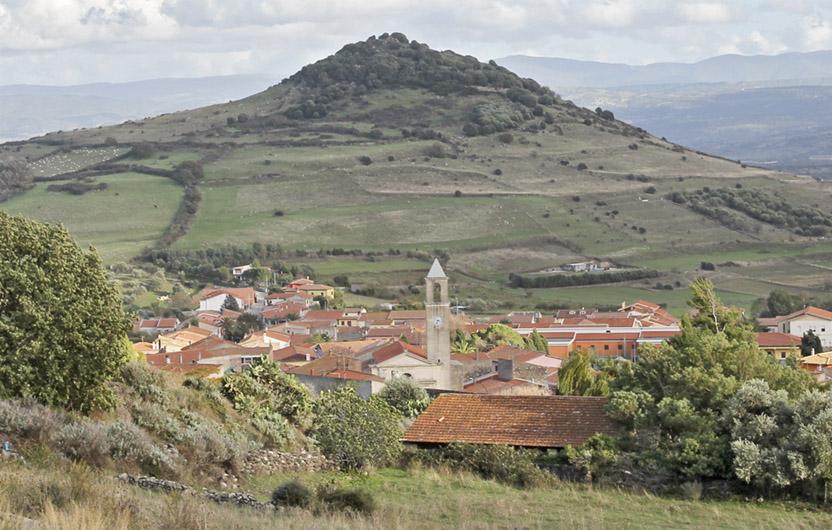 Panorama di Bonnanaro