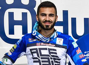 Claudio Spanu Campione Italiano Enduro classe Youth