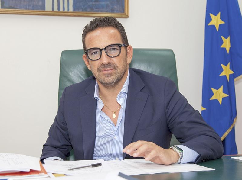 Giuseppe Fasolino - Dalla Regione 221 milioni di euro per il lavoro