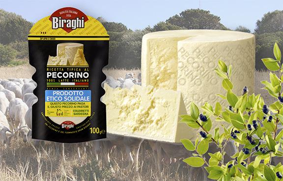 Pecorino Etico Solidale Biraghi
