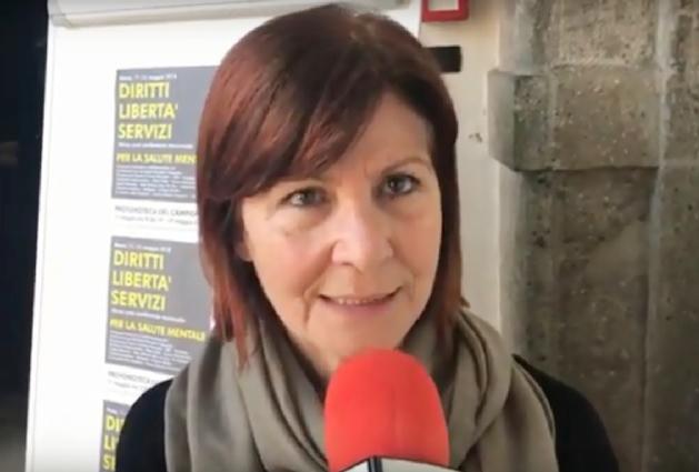 Gisella Trincas, presidente regionale dell'Asarp