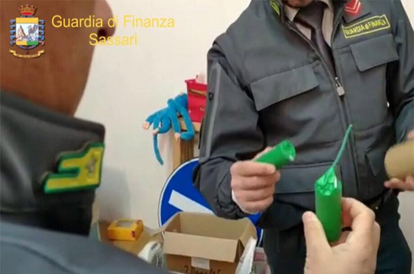 Guardia di Finanza di Sassari