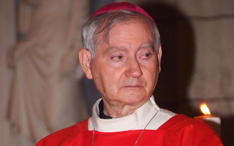 Sergio Pintor, vescovo emerito di Ozieri