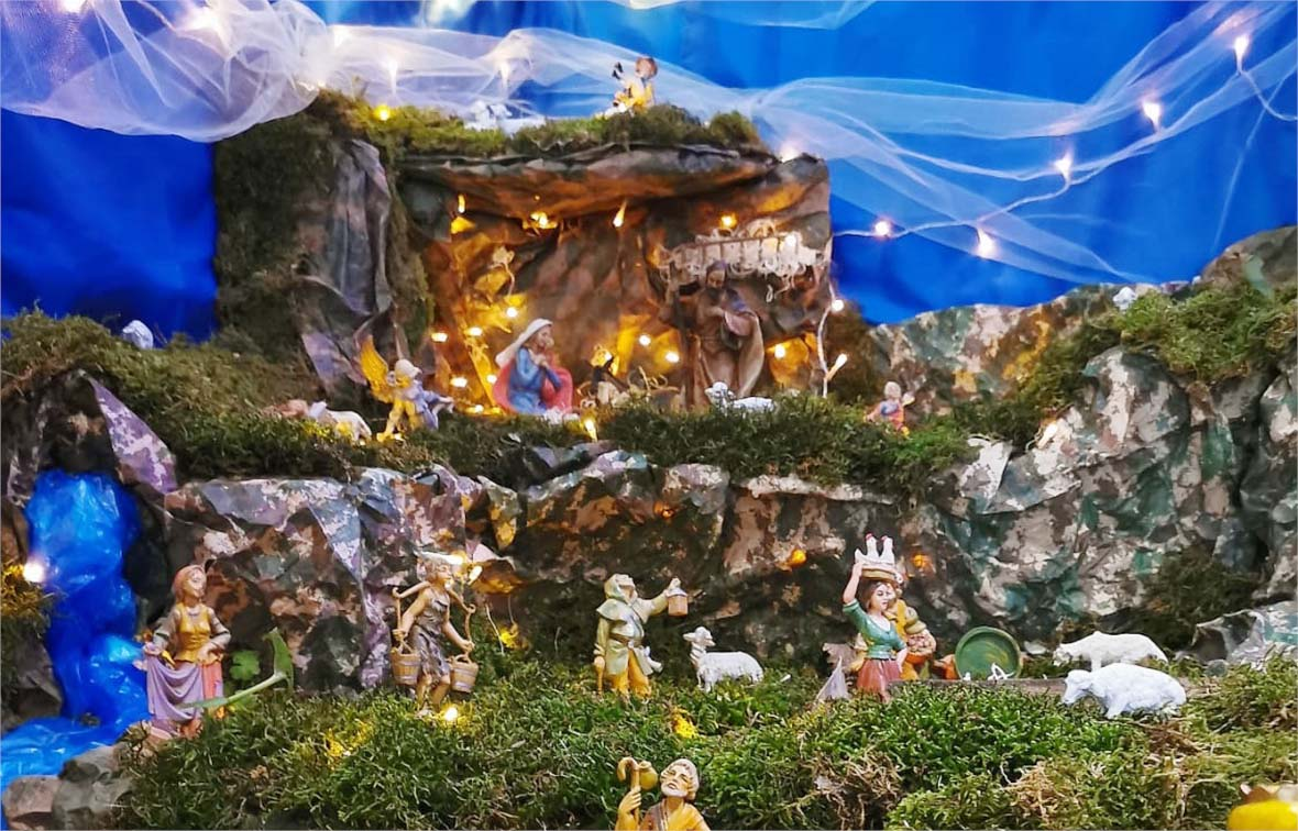 Natale all'Aou di Sassari