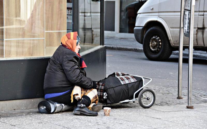 povertà e disuguaglianza dei redditi