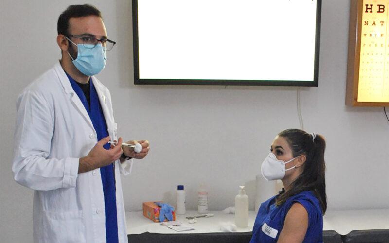 Aou di Sassari - Vaccino antinfluenzale