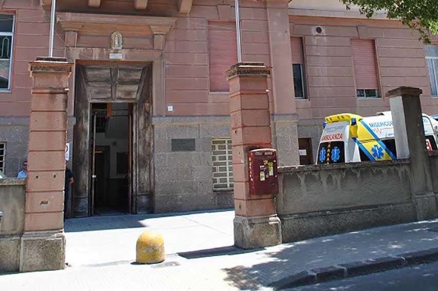 palazzina delle Medicine in viale San Pietro_Clinica Medica