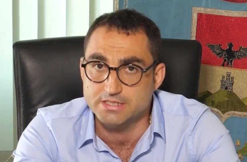 Il dirigente scolastico dell'IIS Segni di Ozieri Andrea Nieddu