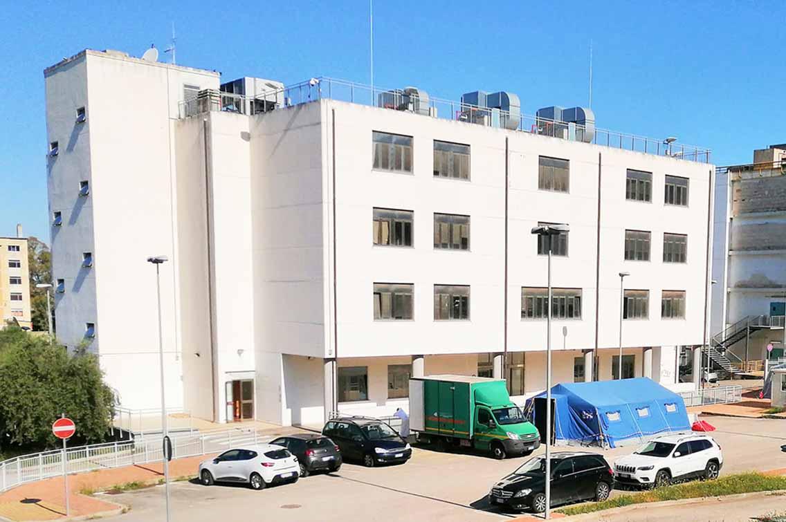 Clinica malattie infettive Sassari