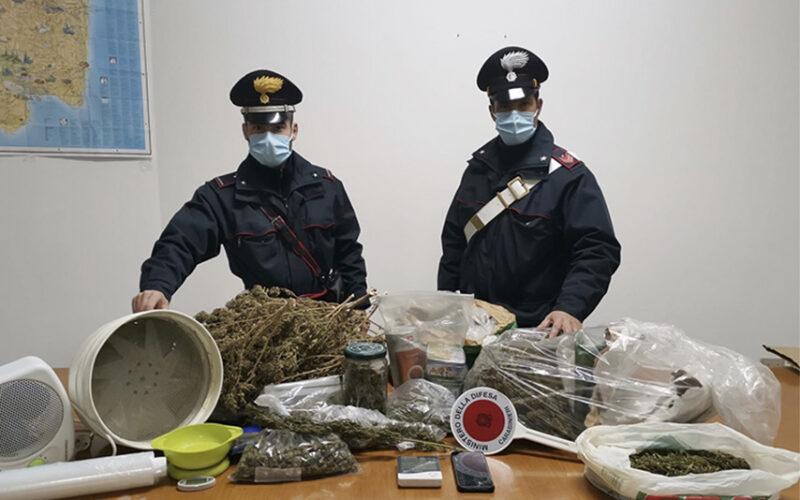 Operazione dei Carabinieri a Bessude