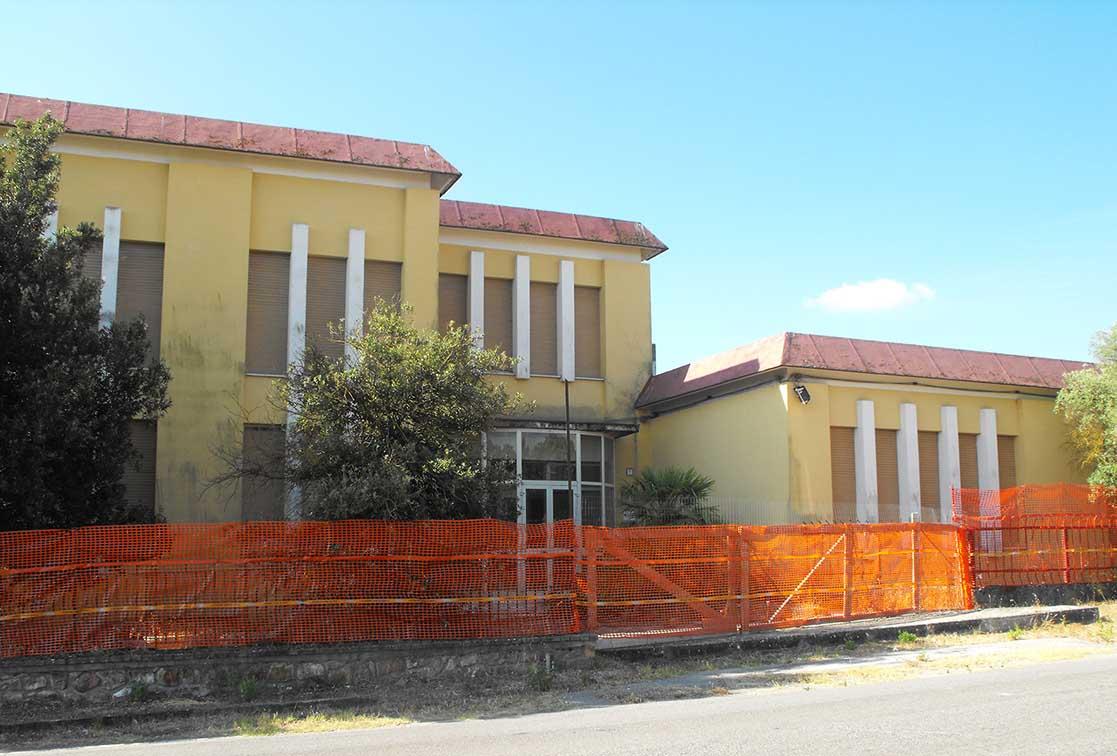 La nuova sede del Consorzio di Bonifica del Nord Sardegna
