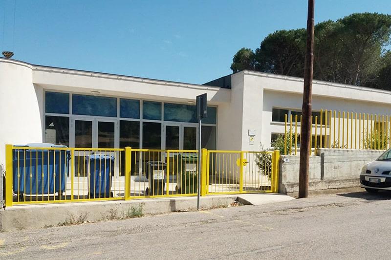 Scuola materna Monti