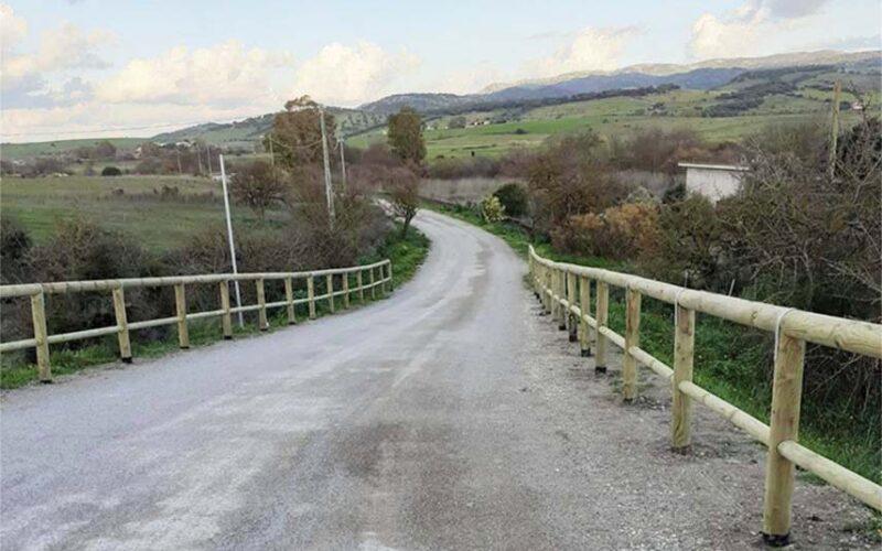 Strada oasi faunistica pont'Ezzu