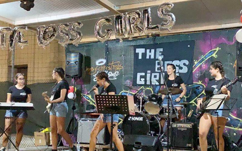 The Boss Girls