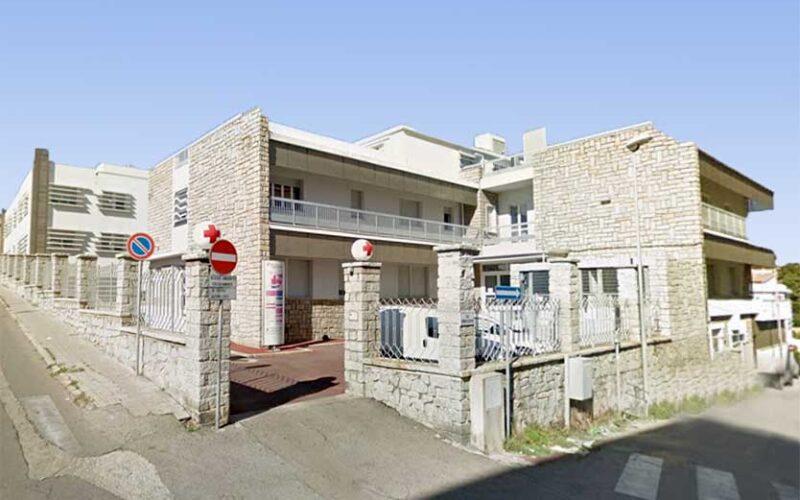 Ospedale Merlo di La Maddalena