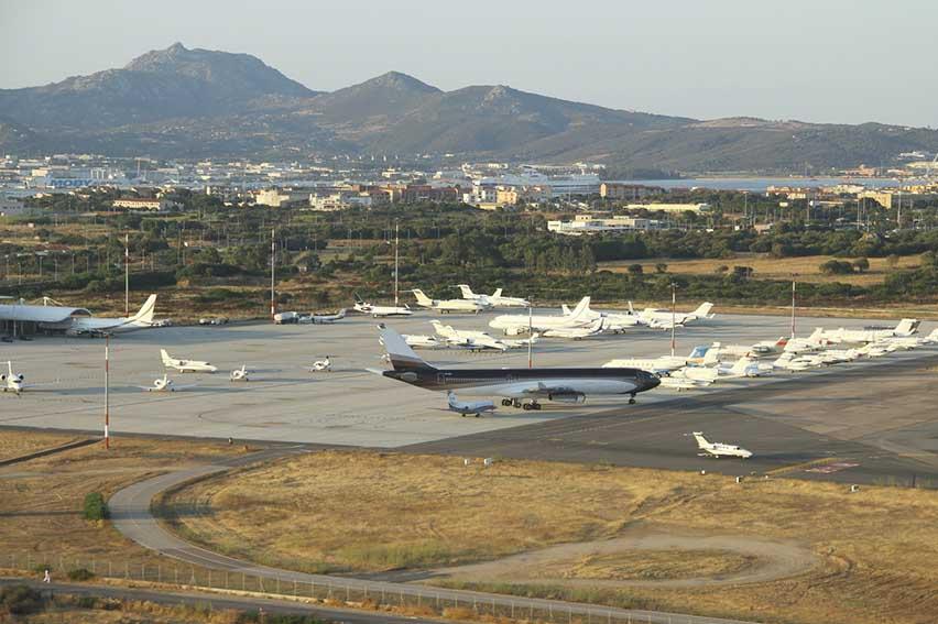 Aeroporto Costa Smeralda Olbia