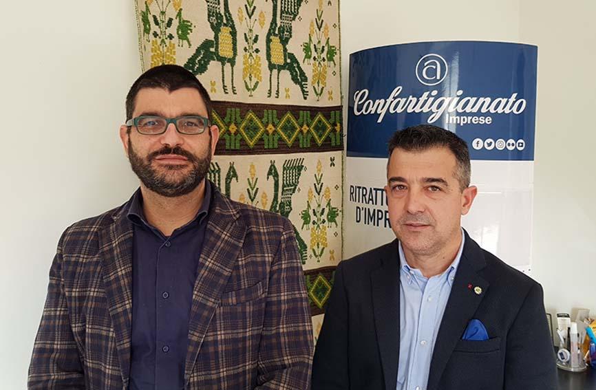 Daniele Serra e Antonio Matzutzi
