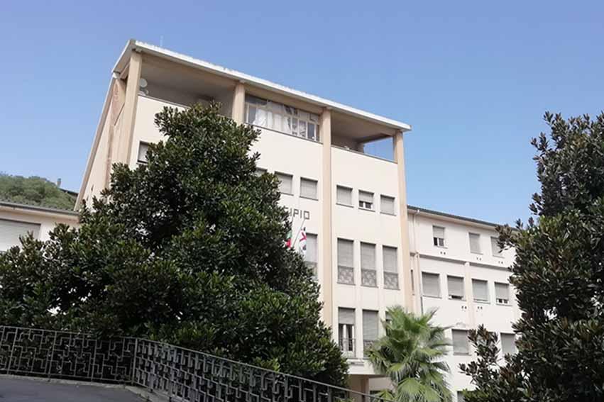 Palazzo comunale di Ozieri