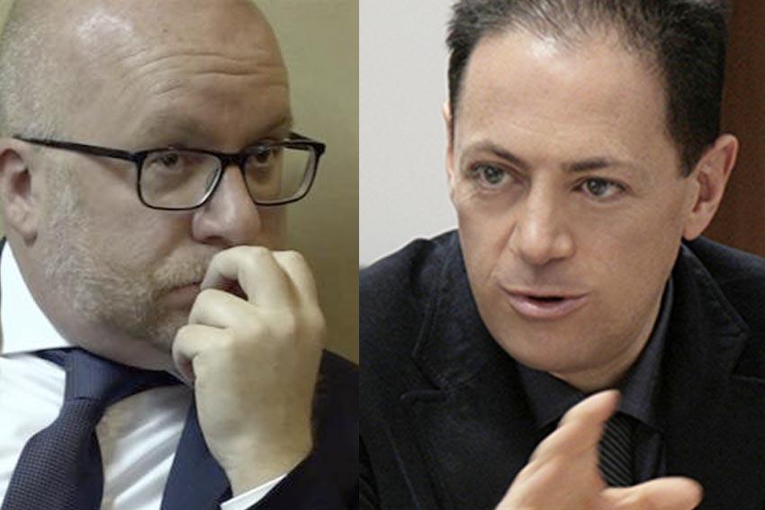 Eradicazione peste suina africana, Salvatore Corrias e Roberto Deriu (PD)
