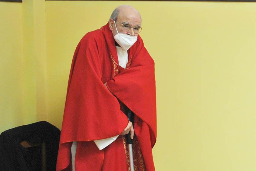 Don Gavino Sini - neoplasie della laringe