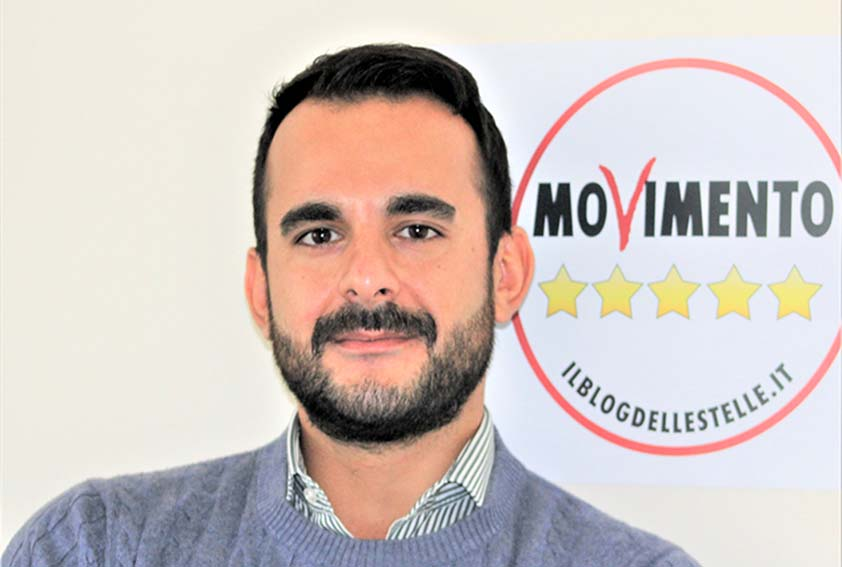 Alessandro Solinas (M5S)