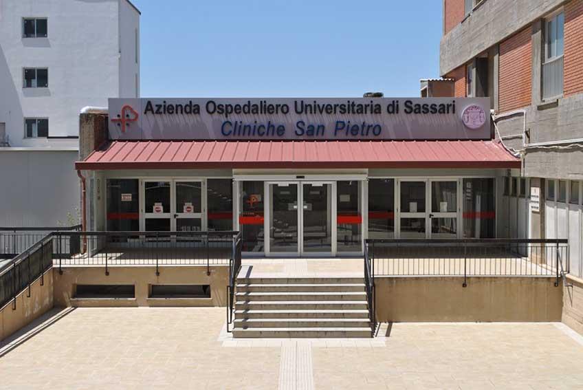 Cliniche San Pietro Aou di Sassari