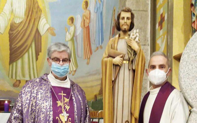 Monti - Mons. Corrado Melis e don Pigi