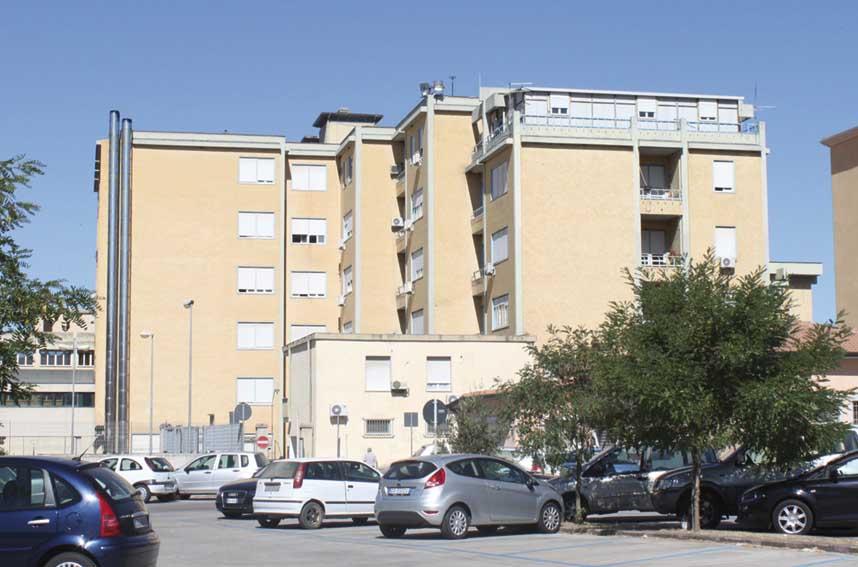 Ospedale Segni di Ozieri