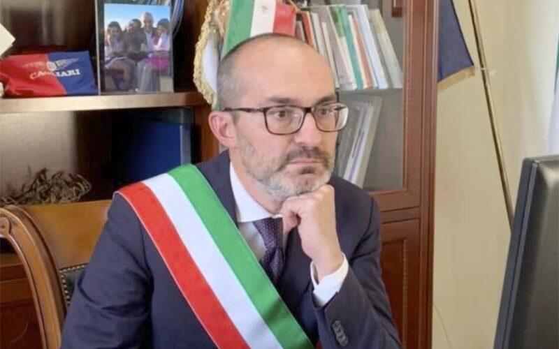 Sindaco di Cagliari Paolo Truzzu