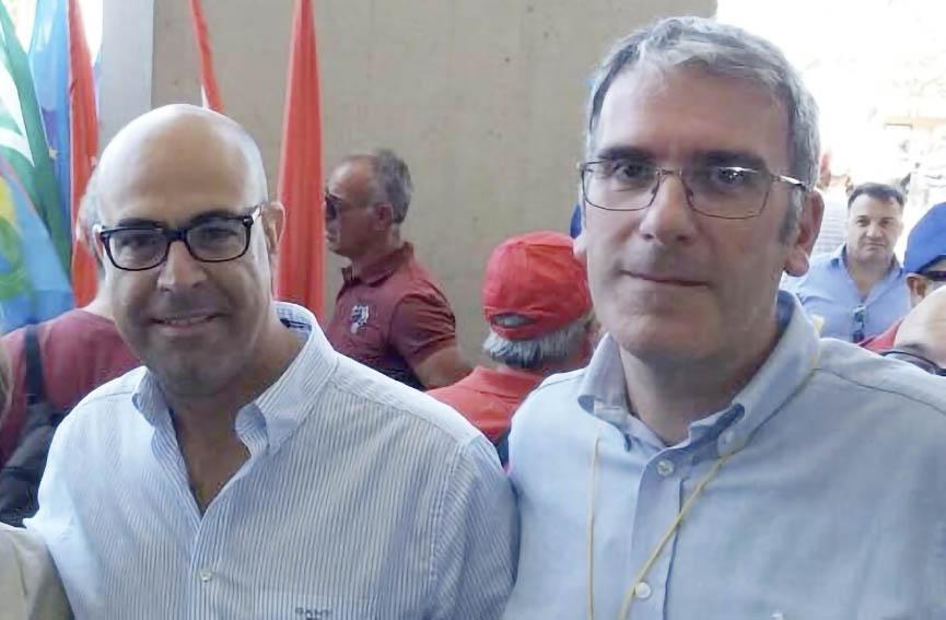 Prospettive per Ozieri - Antonio Delogu e Marco Peralta