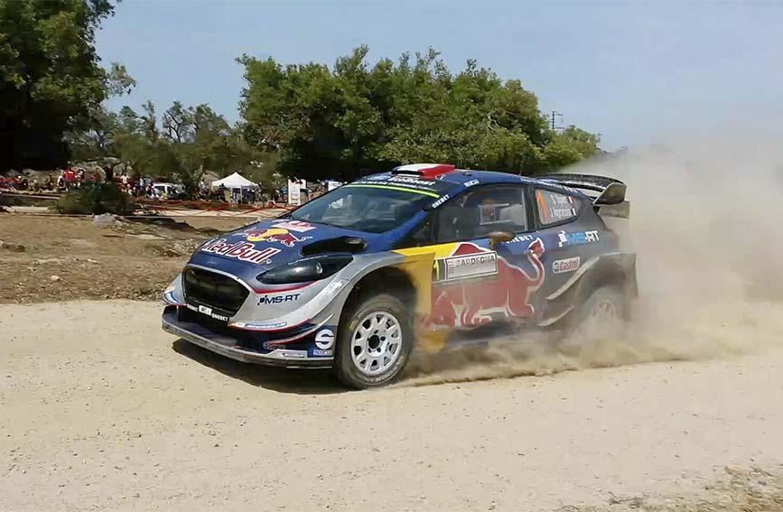 Rally Sardegna torna a Olbia