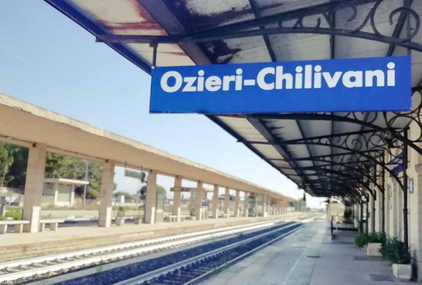 Stazione ferroviaria Ozieri Chilivani