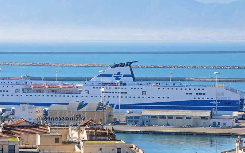 Tirrenia - continuità marittima Sardegna
