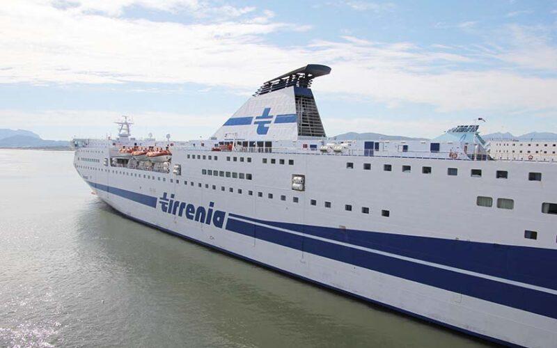 Trasporto navale della Sardegna