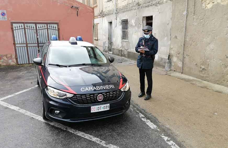 Carabinieri Sassari