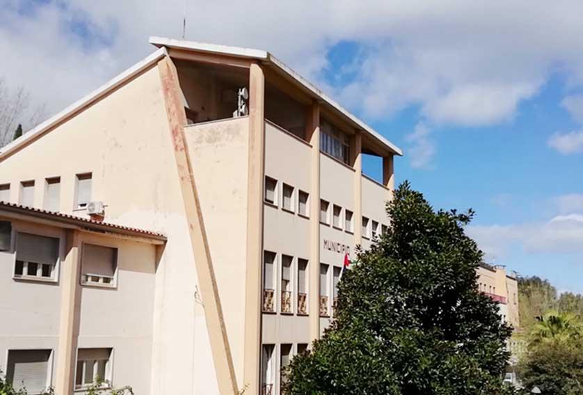 Palazzo Comune di Ozieri