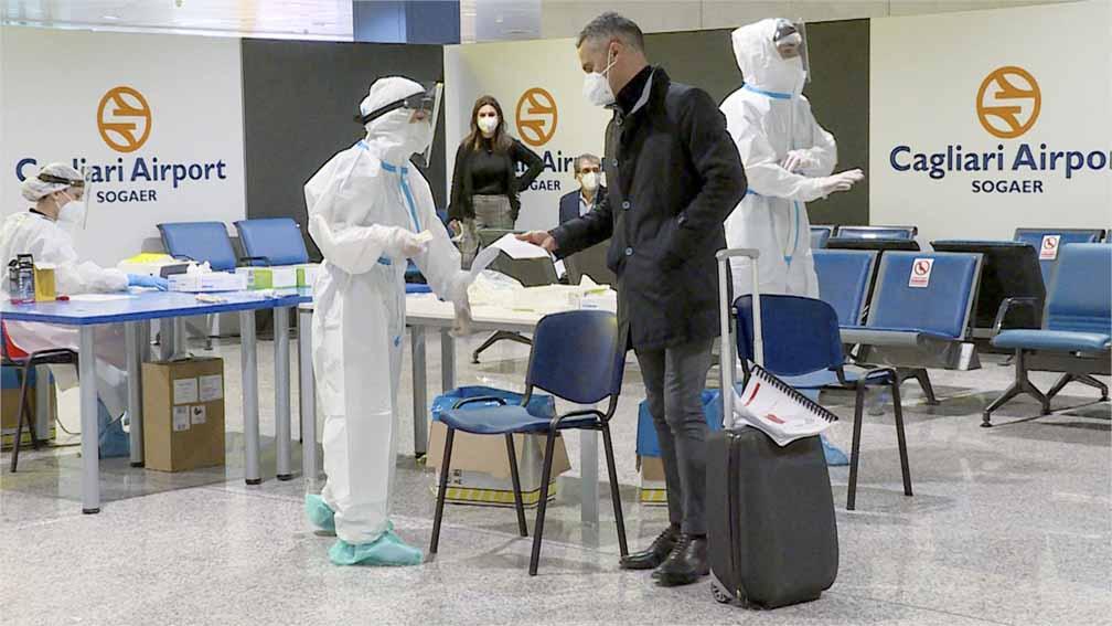 Protocollo di sicurezza nei porti e aeroporti