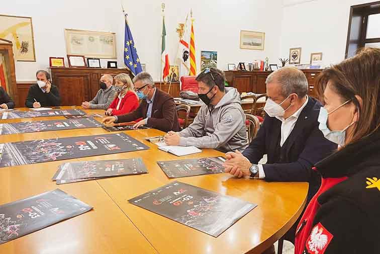 Domani Alghero capitale mondiale del motocross