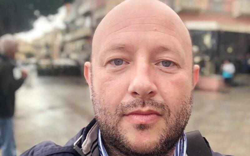 Il sindaco di Oschiri Roberto Carta