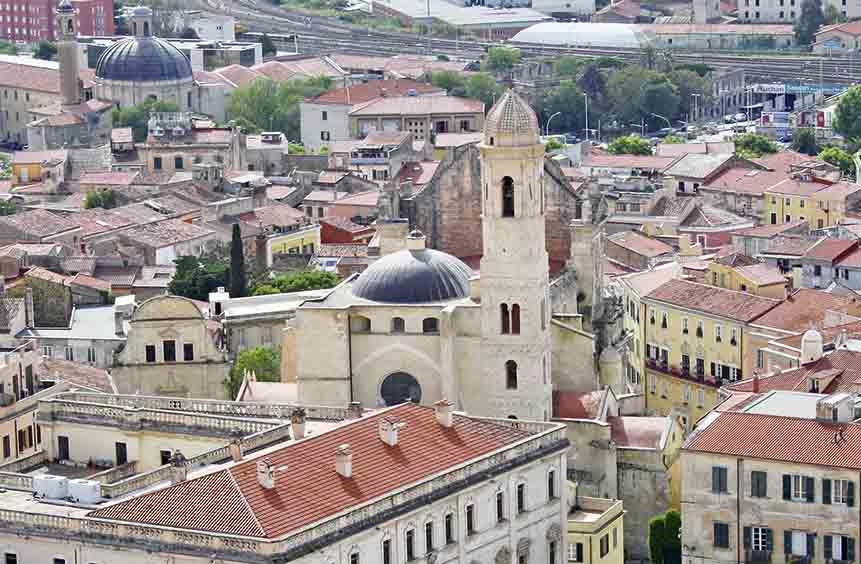 Centro storico di Sassari