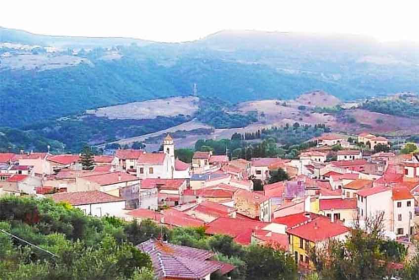Panorama di Siligo