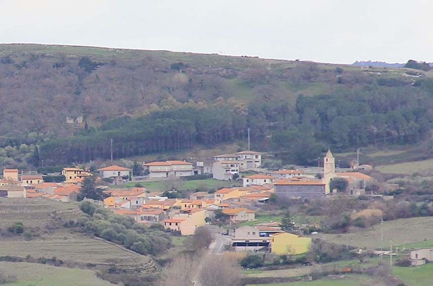 Panorama di Torralba
