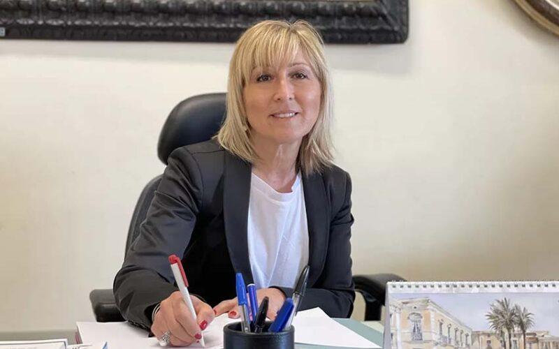 Agnese Foddis commissario straordinario dell'Azienda ospedaliero-universitaria di Cagliari