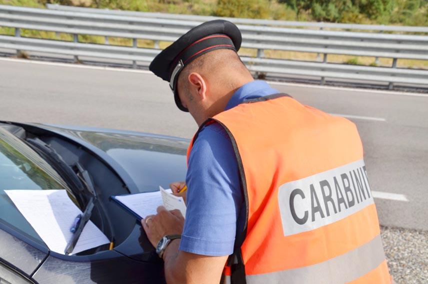 Attività dei Carabinieri in Ogliastra