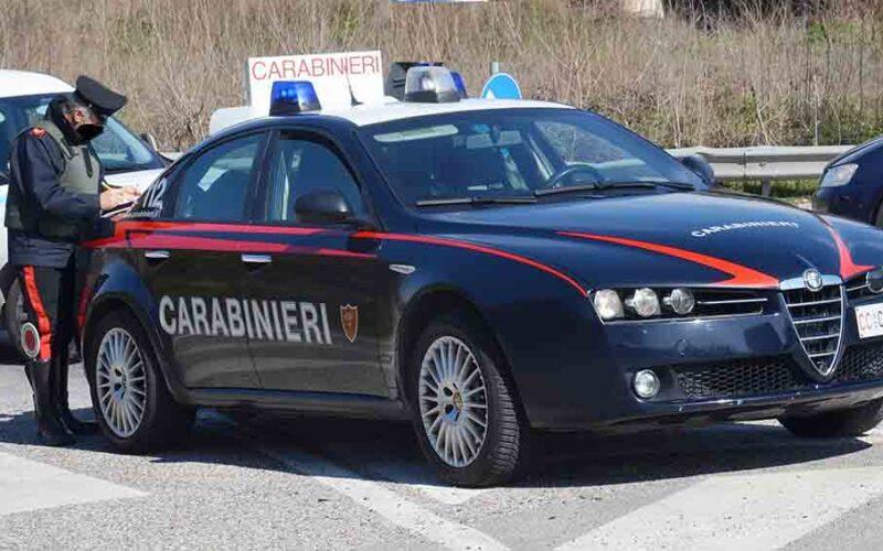 Mandas: sorpreso alla guida senza patente minaccia i Carabinieri